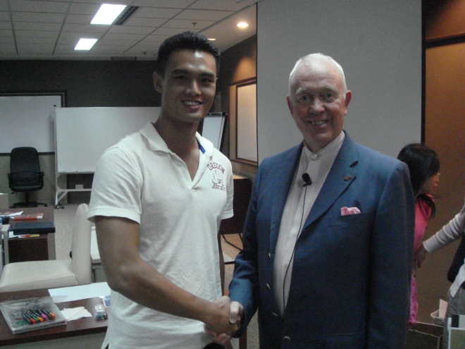 Tony Buzan and Me